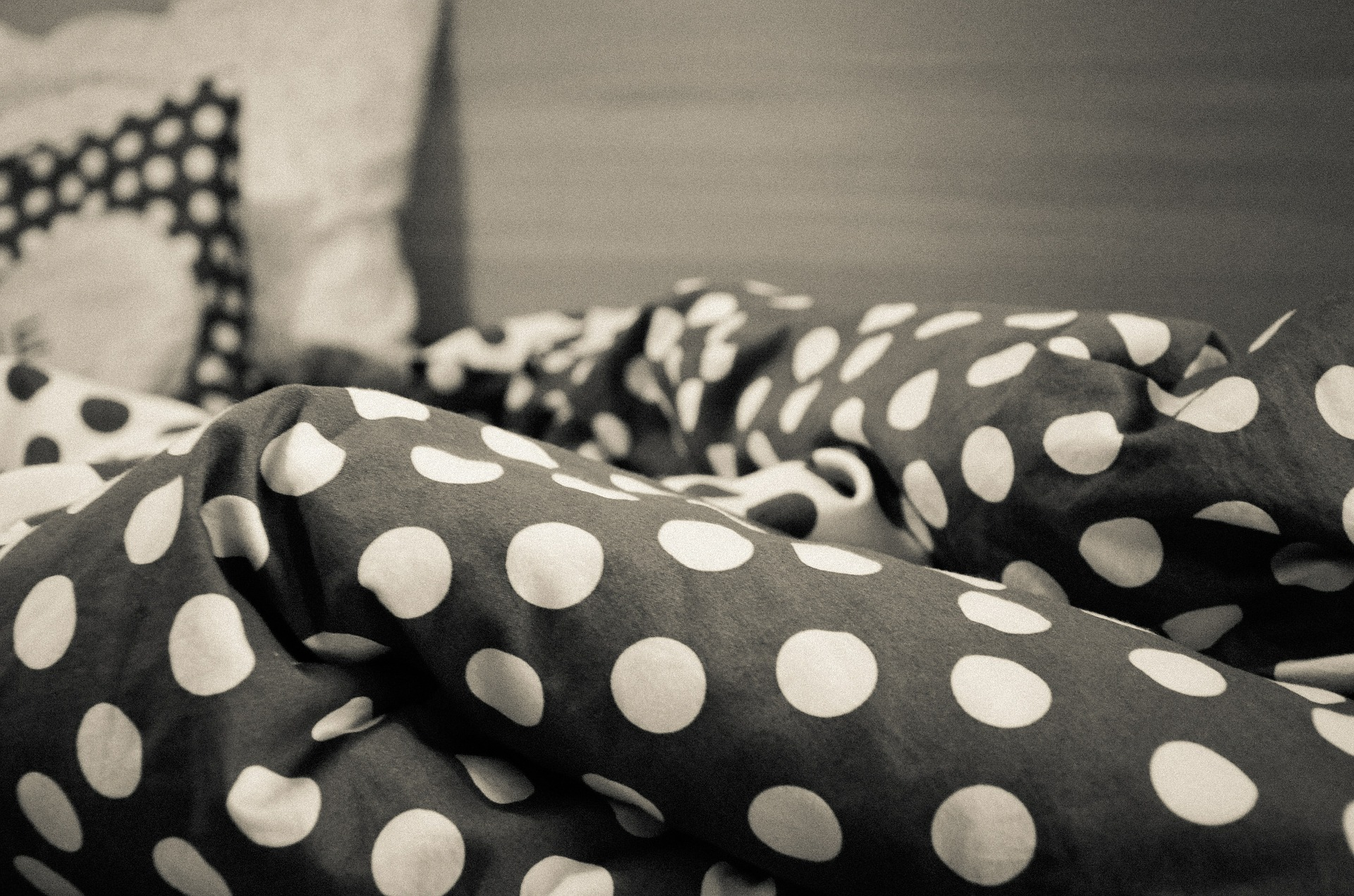 Mysig säng